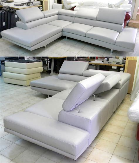 divani pelle offerte divani offerta calia maddalena