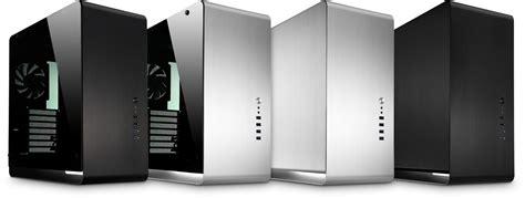 Casing Pc Cpu Rajintek Asterio Silver Window Atx Tempered Glass jonsbo umx4 zone compact midi tower aluminium cases