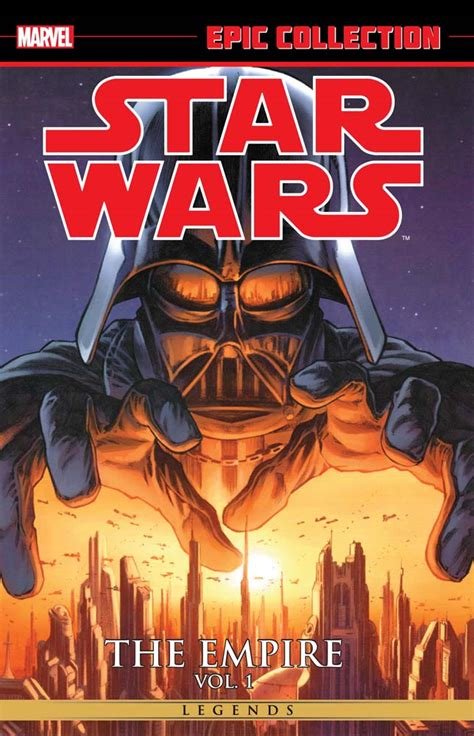 aftermath broken empire volume 1 books marvel announces wars legends epic collection