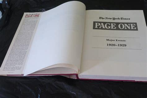 libro primera pgina vida libro primera pagina 1920 1925 bs 24 000 00 en mercado libre