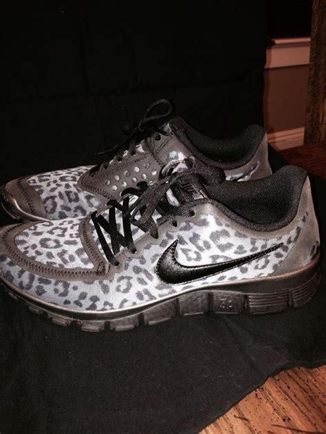 womens nike free 5 0 grey leopard print nike