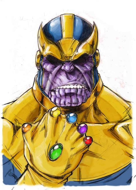 thanos top 100 villains pinterest
