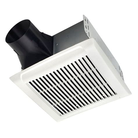 bathroom ceiling exhaust fans nutone invent series 80 cfm ceiling bathroom exhaust fan