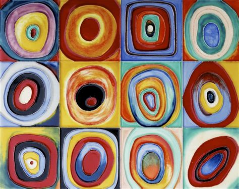 imagenes abstractas de kandinsky kandinsky una revelaci 243 n que cambiar 237 a la historia del