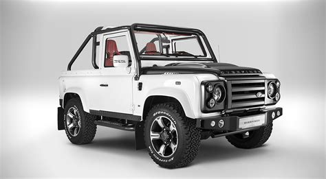 land rover defender svx land rover defender svx by overfinch hiconsumption