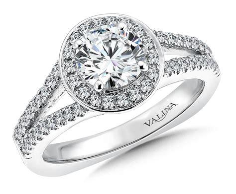 shira diamonds cut halo ring engagement