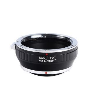 Adapter Canon Eos Lens To Fuji X Series canon lens adapters k f concept