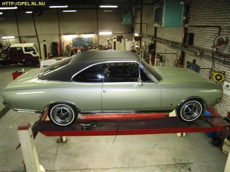 Opel Car For Sale by Opel Commodore A Race Car 1971 Opel Manta For Sale