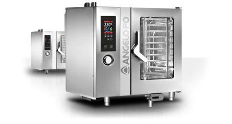 forni da cucina professionali forno combinato professionale combistar fx elettrico o gas