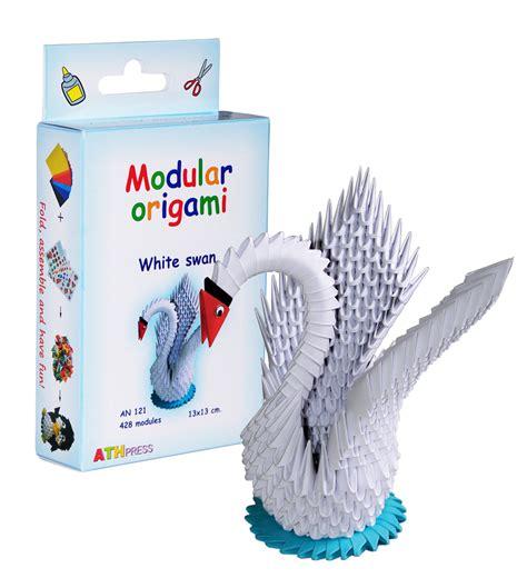 3d origami modulars