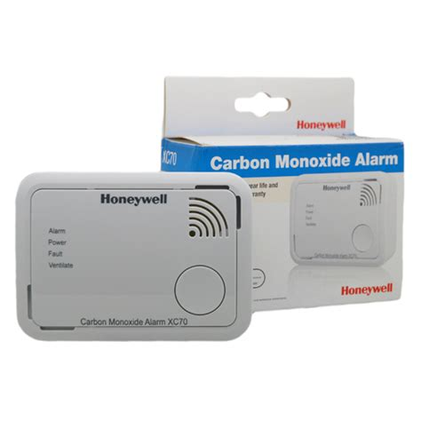 honeywell caravan boat carbon monoxide detector alarm xc70 - Boat Carbon Monoxide Detector