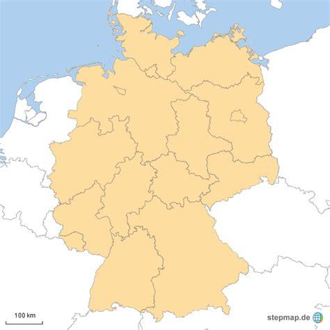 Deutsches Büro Grüne Karte Adresse by De Basis Mit L 228 Ndergrenzen Wradloff Landkarte F 252 R