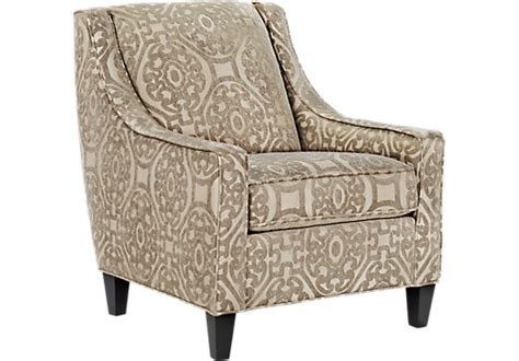 Rooms To Go Accent Chairs Home Sidney Road Taupe Accent Chair Accent Chairs Beige