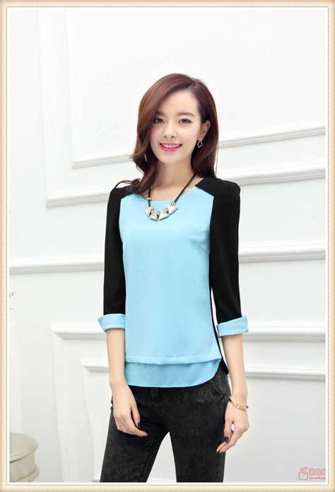 Baju Cantik baju atasan simple cantik terbaru toko baju wanita