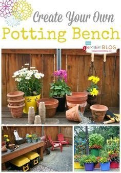 make your own bench 1000 images about garden sheds potting benches on