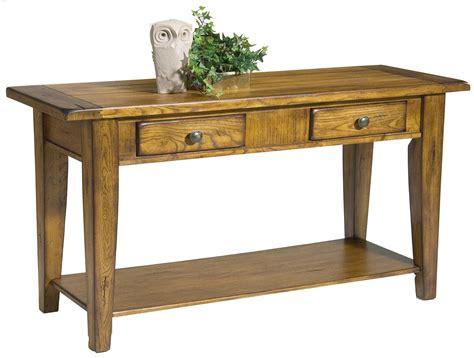 sofa table oak treasures oak sofa table from liberty 17 ot1016