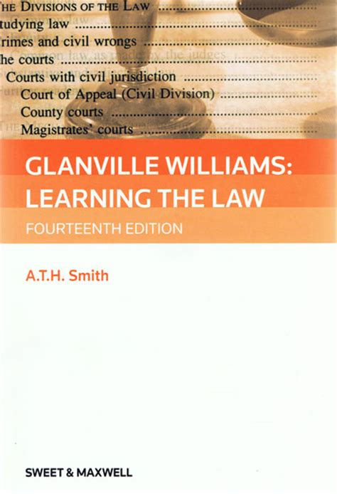glanville williams learning the 0414028236 wildy sons ltd the world s legal bookshop search