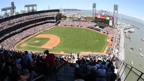 best seats att park at t park seating chart pictures directions and history