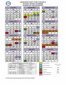 Ebr School Calendar 2017 Miami Dade School Calendar Calendar 2017