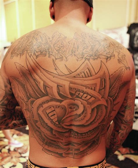 full back tribal tattoo back tattoos and designs page 95
