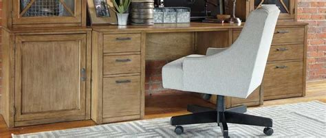Shop Desk Chairs Home Office Chairs Ethan Allen Ethan Allen Home Office Furniture