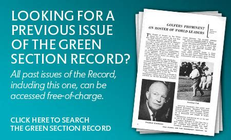 usga green section usga green section record november 2 2012