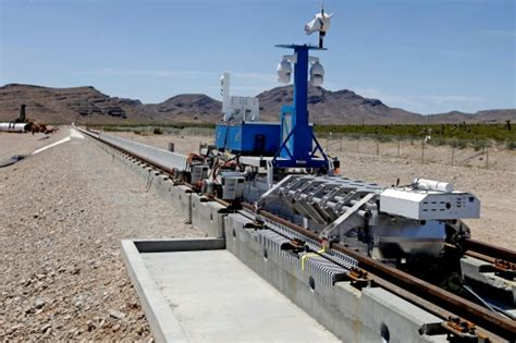Hyperloop One Test Bodes Well For Transit S Fast Future