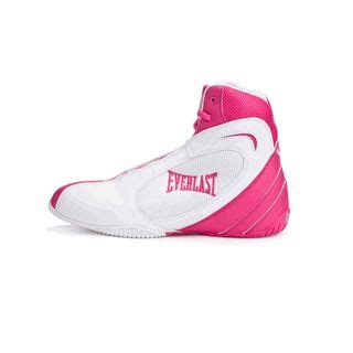 michelin hi top boxing shoes pink everlast products