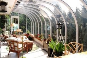 terrasse wintergarten wintergarten im haus mit zimmerpflanzen die natur nach