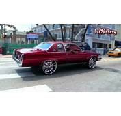 Candy Brandywine Cadillac Deville On 28 Starrs Wheels Ryding By