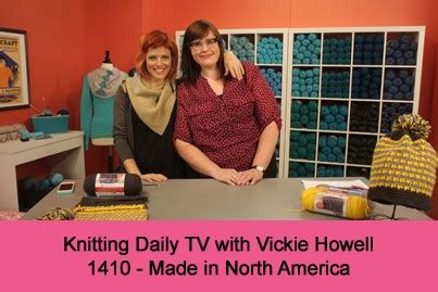 knitting daily tv show yarns made in america knitting daily tv interweave