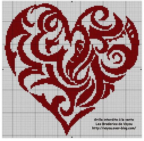 heart pattern for cross stitch free cross stitch heart swirl pattern x stitch