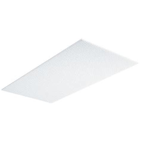 Ceiling Light Panels Home Depot Lithonia Lighting White Eggcrate T12 Troffer Replacement Diffuser L2gt Plts R5 The Home Depot
