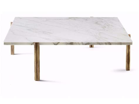 twelve square coffee table twelve collection by gallotti