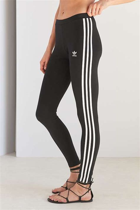 Legging Stripes Navy adidas originals 3 stripe trefoil navy