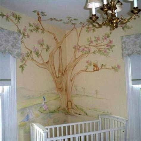 baby room murals tree wall murals for nursery www imgkid the image kid has it