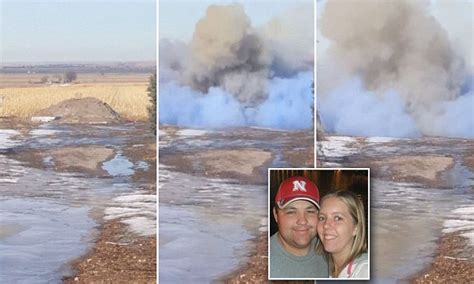 couple set  explosion  gender reveal  face jail