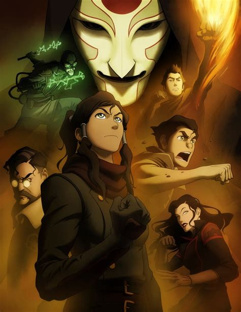 The good news the legend of korra is the best animated series on tv