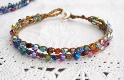 how to make beaded jewelry bead crochet jewelry