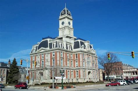 Hamilton County Indiana Court Records Noblesville In Hamilton County Court House Noblesville Indiana Photo Picture