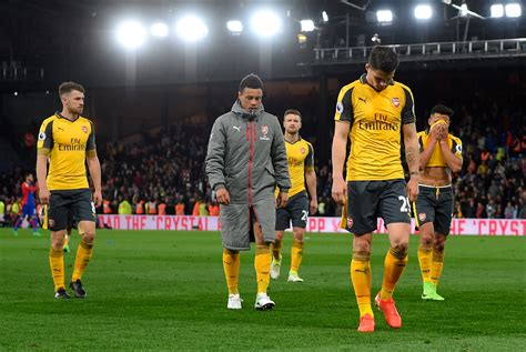 arsenal crystal palace arsenal vs crystal palace player ratings nobody wants to play