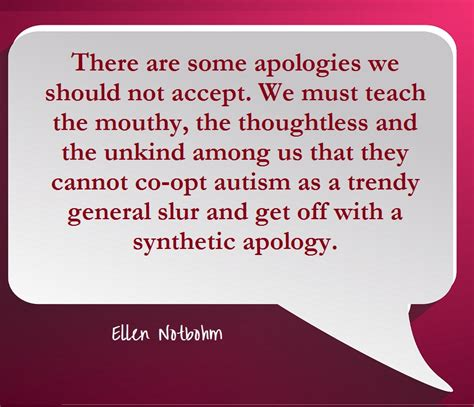 The Recap Apology Not Accepted by Apology Not Accepted Notbohm