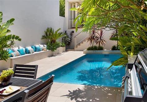 backyard pool ideas    relaxing station
