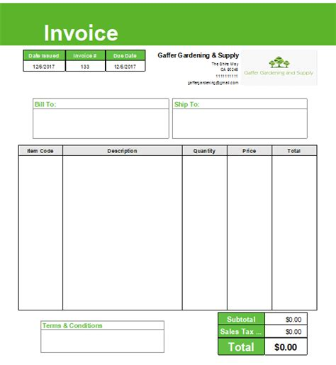 sle invoice editing how to edit quickbooks invoice template 28 images