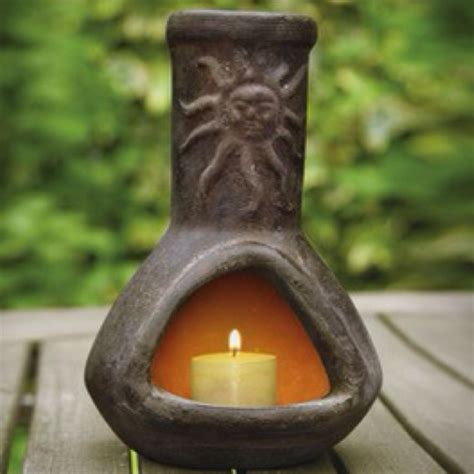 Mini Clay Chiminea 17 Best Images About Pits Chimineas Them On