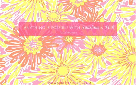 Lilly pulitzer quotes wallpaper quotesgram