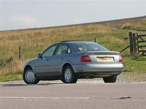 Audi A4 1 8 1996 by Audi A4 1 8 1996 Auto Images And Specification