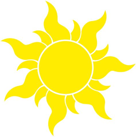 sol de rapunzel tangled sun symbol huge by syntaxerror255 on deviantart