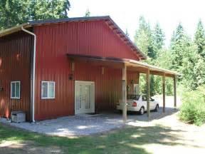 Hillside Garage Plans Welcome To Ark Custom Buildings Inc Marysville Wa