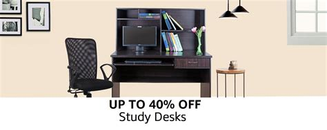 study and computer table design